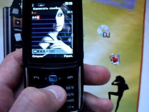 Fonbuy.ru - обзор Nokia 8820 китай