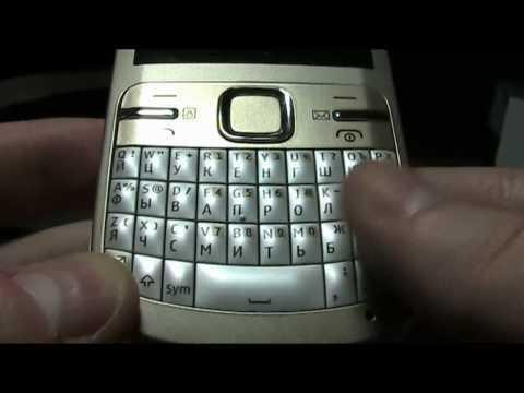 Обзор Nokia C3-00.mp4