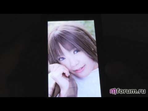 Обзор Nokia C6 - Экран
