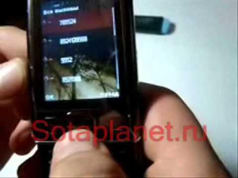 Обзор Nokia 8800 Sapphire Arte Brown.wmv