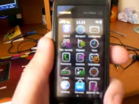 Краткий обзор Nokia 5530