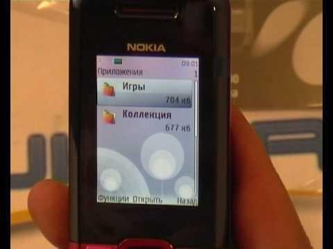 Видео обзор Nokia 7100 Supernova от Quke.ru
