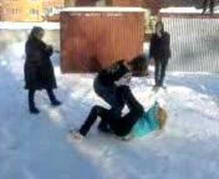 Пипетки развлекаются 2 (Girl fight)