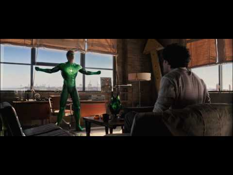 The Green Lantern | OFFICIAL trailer #1 US (2011)