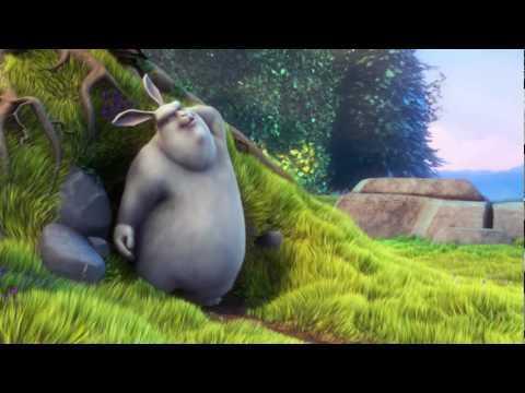 Смешной мульт про толстого кролика