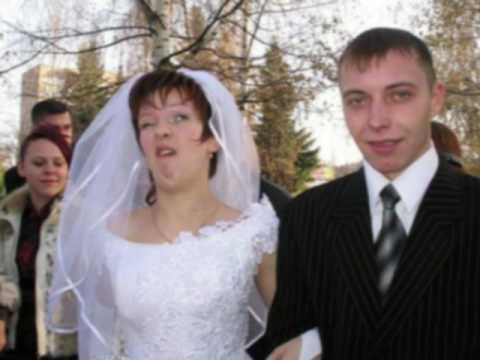 Смешные свадебные стоп-кадры