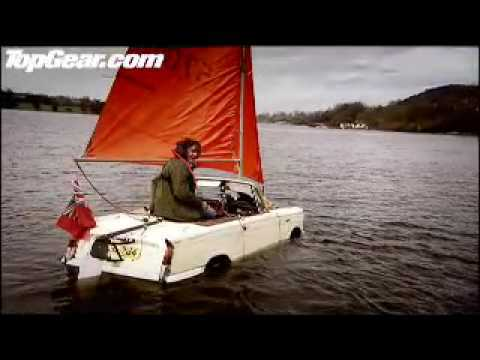 Top Gear - Car-Boat Challenge - BBC