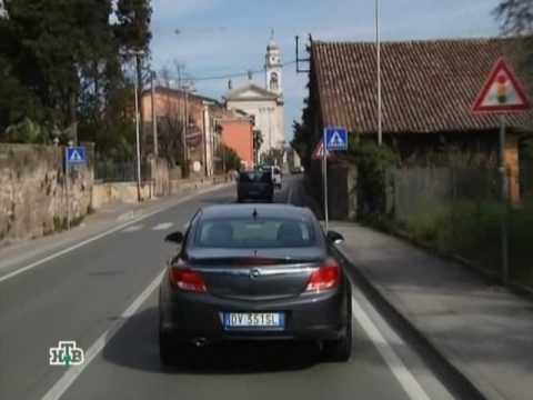 НТВ Quattroruote 09 05 24 Insignia_sedan