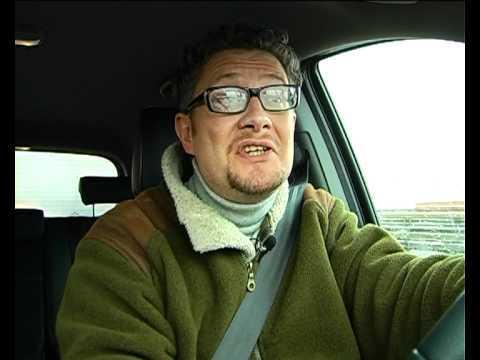 Сева Кущинский Тест-драйв на НТВ. Hyundai Santa Fe