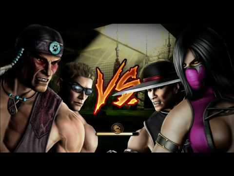 Mortal Kombat 9 - Gameplay + 3 Fatalities (E3 GS)