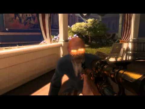 Polygamia.pl: BioShock Infinite first gameplay