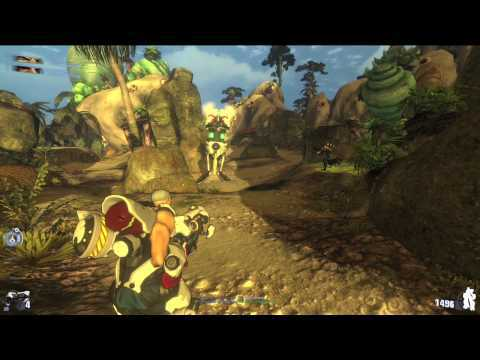 Firefall PAX 2010 Gameplay