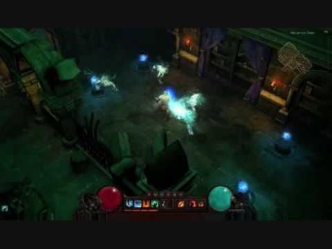 Diablo 3 Gameplay Video Part 1 *High Quality*