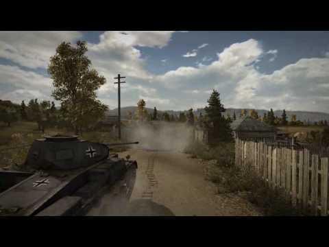 Геймплей «Мира танков». Средние танки