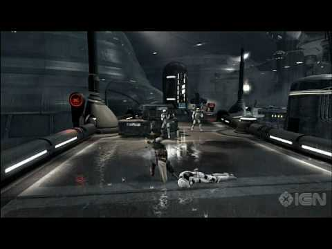 Star Wars: The Force Unleashed II Xbox 360 Gameplay