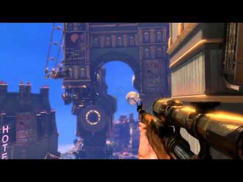 BioShock Infinite 10 minut gameplay