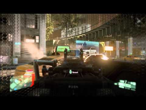 The Crysis 2 Experience: Part 1 - Road Rage
