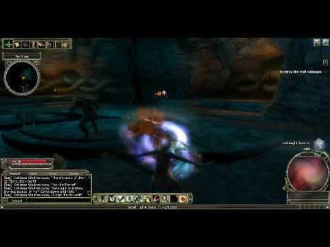 Dungeons and Dragons online gameplay - First dungeon
