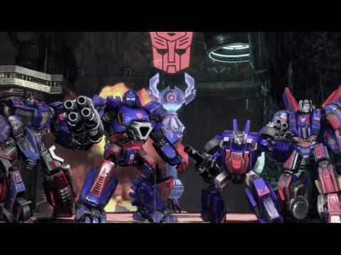 Transformers: War For Cybertron (геймплей, сетевые режимы)