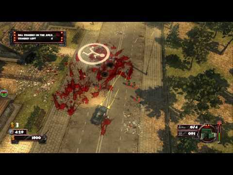 Zombie Driver Gameplay Trailer HD