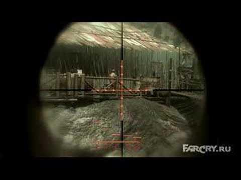 Геймплей Far Cry 2