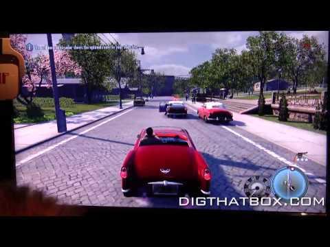 Mafia II - E3 Expo 2010 - Xbox 360, PS3, PC
