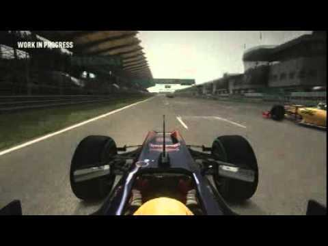F1 2010   Sizzle Gameplay