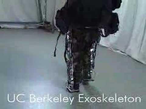 Экзоскелет из беркли