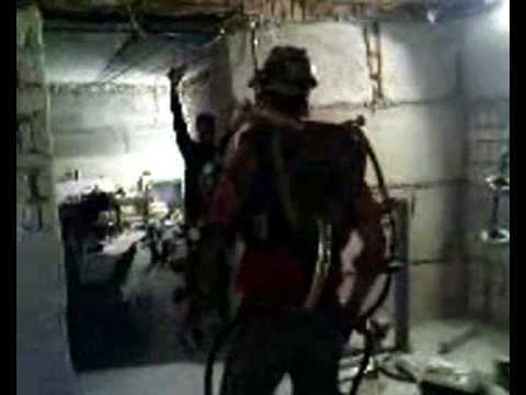 сталкер в экзоскелете 2