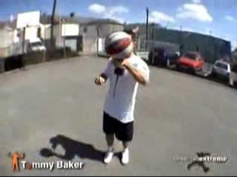 Баскетбольные финты