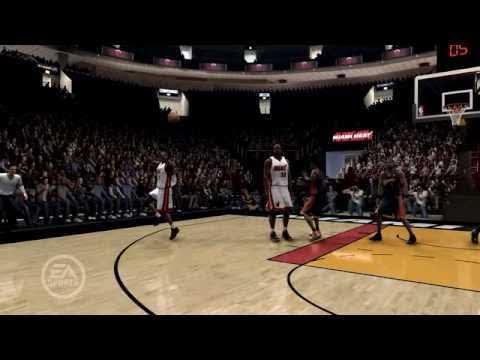 NBA _Баскетбол,финты