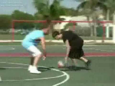 Финт баскетбольный