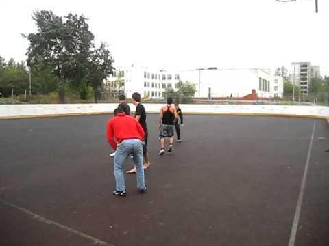 Баскетбольный финт