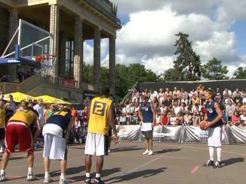 Финал Чемпионата России по уличному баскетболу. 2009.