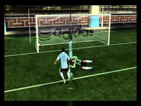 fifa 2011 skills new(новые финты)