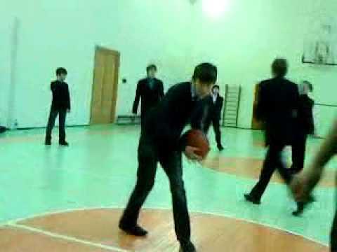 Обучалка баскетбольному фристайлу от Мажида