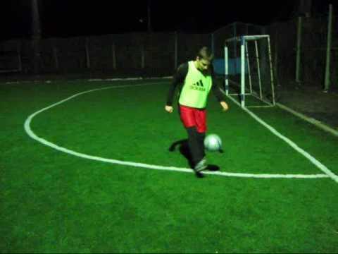 Левада Андрей Фристайл Лохвица футбольные финты