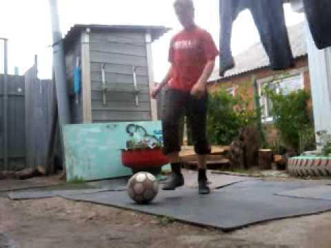 Футбольные финты 3