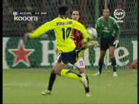 Футбольные приколы, финты и голы (Football tricks, feints and goals)