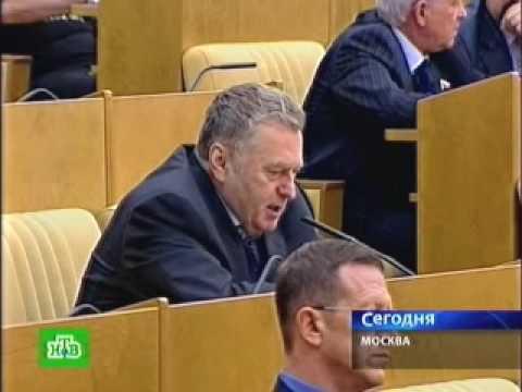 Русские политики о ситуации  в Молдавии