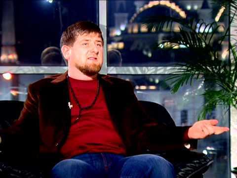 Нереальная политика с Р.Кадыровым: Не вошедшее