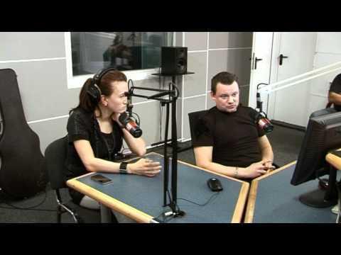 Андрей Князев и Агата Нигровская на НАШЕм Радио