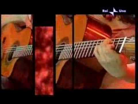 Rodrigo y Gabriela on Gianni Morandi