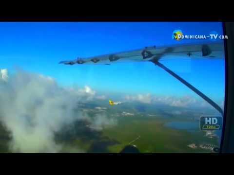 Пунта Кана, Доминикана, Экстрим, путешествия, парашют