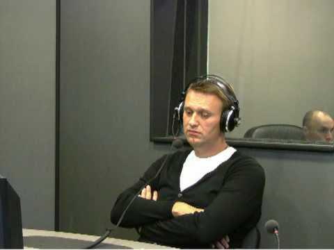 Пил, РосПил, освоение. Интервью с Навальным.