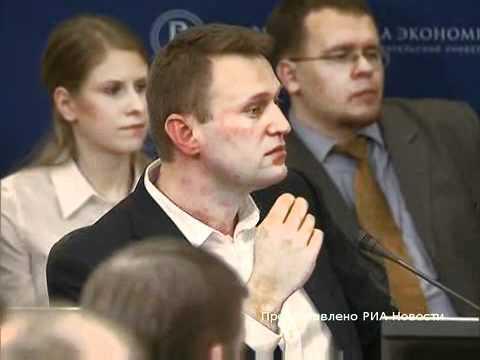 Навальный vs. Кузьминов он-лайн дуэль 18.03.2011 (Часть 3)