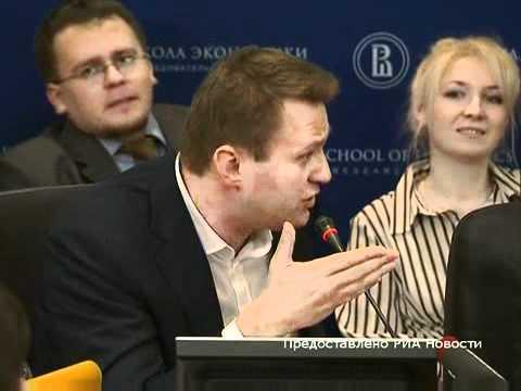 Навальный vs. Кузьминов он-лайн дуэль 18.03.2011 (Часть 1)