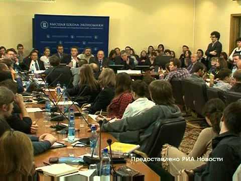 Навальный vs. Кузьминов он-лайн дуэль 18.03.2011 (Часть 2)