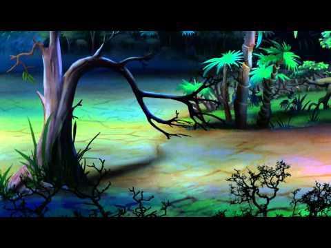 Сказки африканской саванны. Ужасный зверь