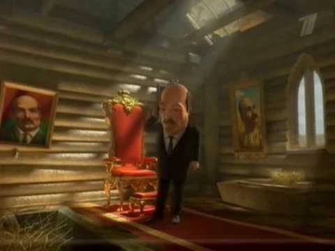 Мульт Личности - Александр Лукашенко (молоко) Галкин 2009